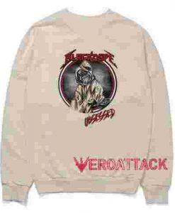 Blackdope Obsessed Cream Color Unisex Sweatshirts