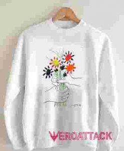 Bouquet of Peace Unisex Sweatshirts