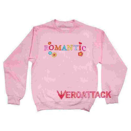 Cute Romantic light pink Unisex Sweatshirts