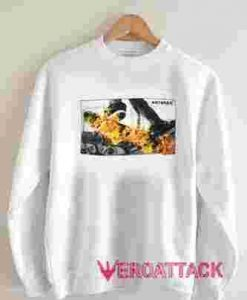 Fire Flames Skateboard Unisex Sweatshirts
