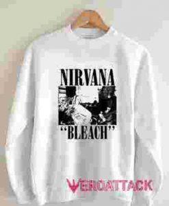 Nirvana Bleach Unisex Sweatshirts