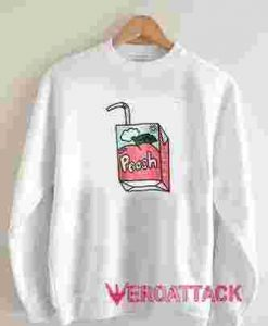 Peach Drink Korean Unisex Sweatshirts