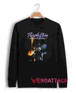 Purple Rain Prince and the Revolution Unisex Sweatshirts