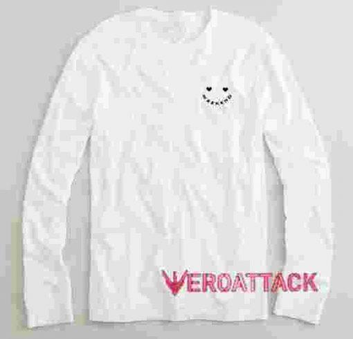Smile Weekend Long sleeve T Shirt