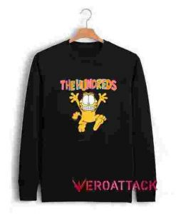 The Hundreds x Garfield Run Unisex Sweatshirts