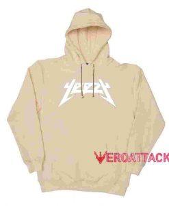 Yeezy Classic Cream Color Hoodie