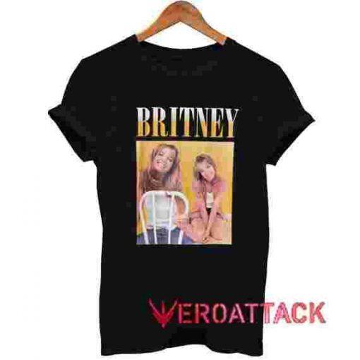 Britney Spears T Shirt Size XS,S,M,L,XL,2XL,3XL