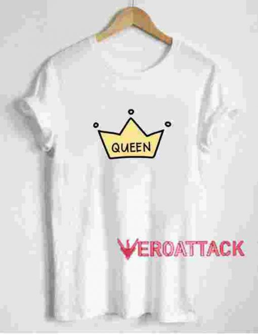 Cute Queen T Shirt Size XS,S,M,L,XL,2XL,3XL