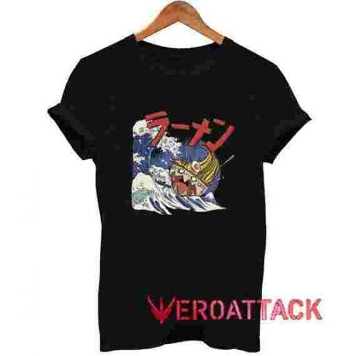 Japanese Ramen Monster T Shirt Size XS,S,M,L,XL,2XL,3XL