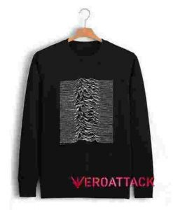 Joy Division Unknown Pleasures Unisex Sweatshirts