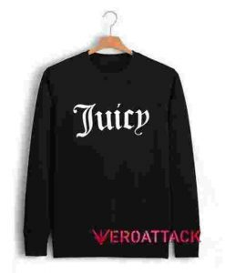 Juicy Unisex Sweatshirts