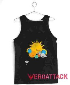 Lonely Pluto Is Forever Alone Tank Top Men And Women
