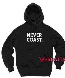 Never Coast shirt