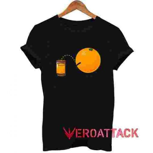 Orange Juice T Shirt Size XS,S,M,L,XL,2XL,3XL