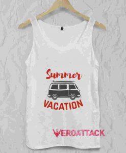 Summer Vacation Tank Top Men And Women