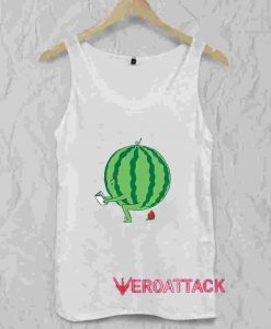 The Making Of Strawberry Tank Top Men And Women