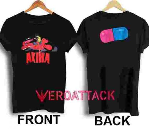 Akira Kaneda Bike T Shirt Size XS,S,M,L,XL,2XL,3XL
