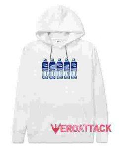 Pocari Sweat White hoodie