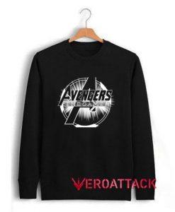 A For Avengers Endgame Unisex Sweatshirts