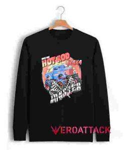 Hot Rod Monster Unisex Sweatshirts