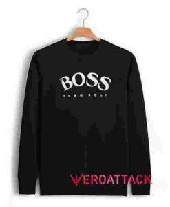 Hugo Boss Unisex Sweatshirts