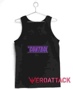In Control Tank Top Men And Women