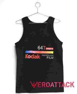 Kodak Tank Top Men And Women