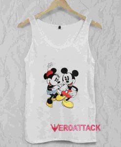 Mickey Mickey Retro Tank Top Men And Women