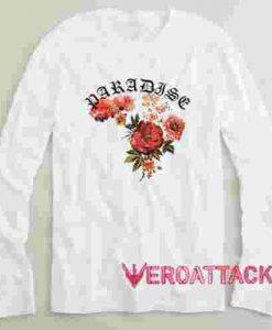 Paradise Long sleeve T Shirt
