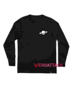 Saturn Space Long sleeve T Shirt