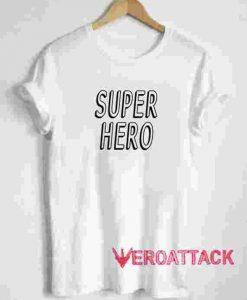Super Hero T Shirt Size XS,S,M,L,XL,2XL,3XL