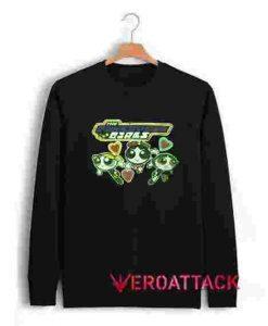 The Powerpuff Girls Retro Unisex Sweatshirts