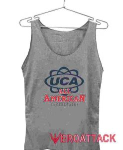 UCA All American Tank Top Men And Women
