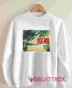 Vacation Unisex Sweatshirts