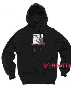 What Your Love Black color Hoodies