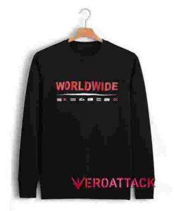 Worldwide Unisex Sweatshirts
