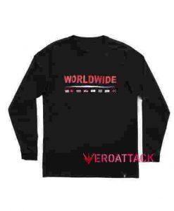 Worldwide Long sleeve T Shirt
