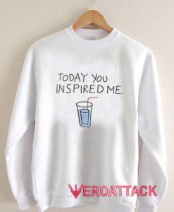 Inspired Me Unisex Sweatshirts