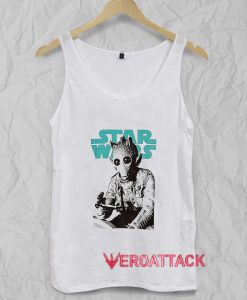 Master of Graphics Featuring Star Wars Tank Top Men And Women