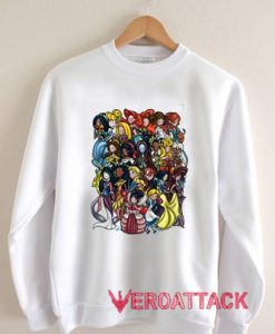 Princess Time Unisex Sweatshirts