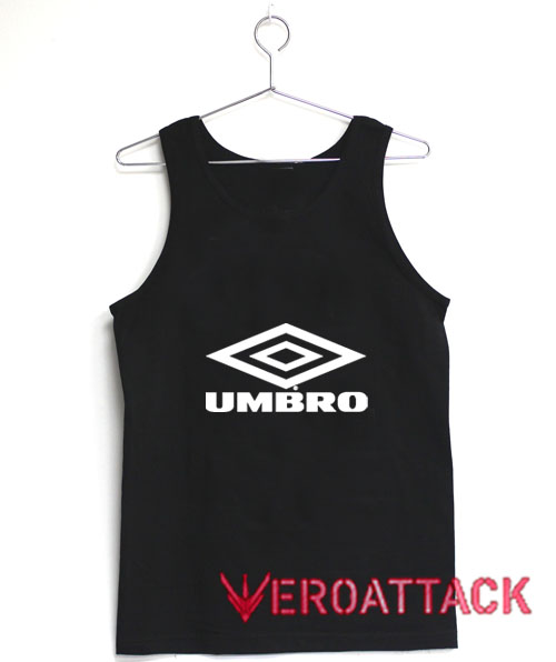 be03dbeccb Umbro Logo Tank Top Men And Women