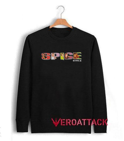Vintage Spice Girls Unisex Sweatshirts