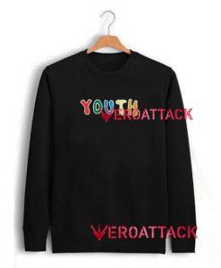 Youth Print Unisex Sweatshirts