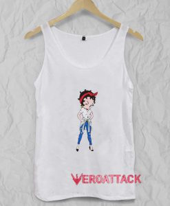Betty Boop Tank Top Men And Women