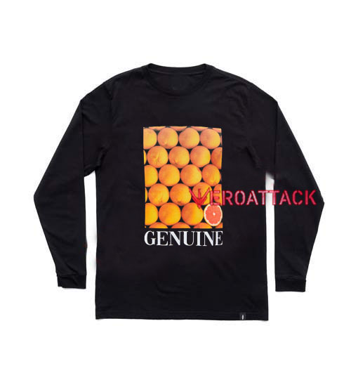 Orange Oranges Citrus All Over Adult T-Shirt