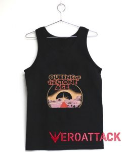 Queens of the Stone Age Tank Top Men And Women