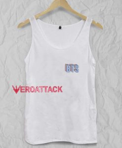 BTS Pocket Tank Top Men And Women