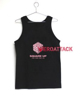 Blackpink Square Up Tank Top Men And Women