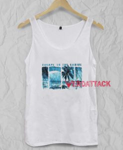 Escape To The Caribe Jamaican Reef Tank Top Men And Women