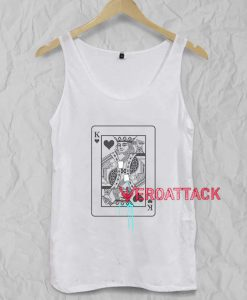 King's Cup Tank Top Men And Women